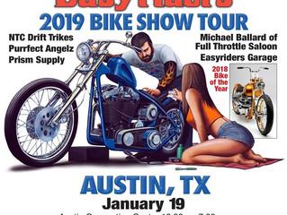 Easyriders Bike Show Tour 2019
