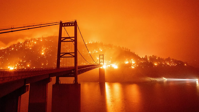 Has Climate Change Caused the Californian Wildfires?