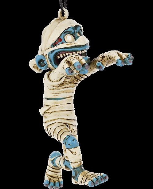 Walking Mummy Halloween Ornament