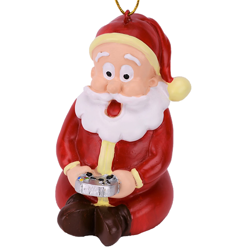 Gamer Santa Claus™ Christmas Ornament