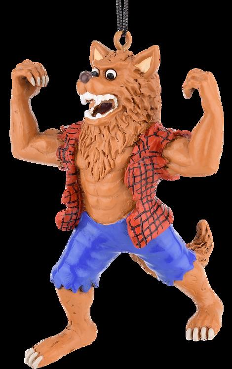 Werewolf Halloween Ornament