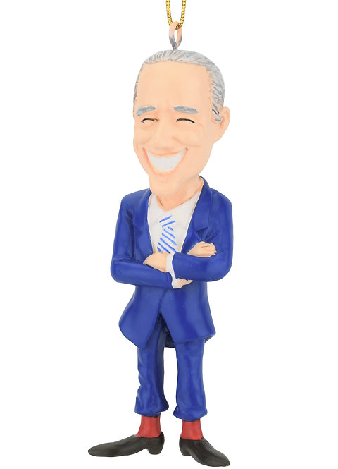 USA Presidential Candidate Joe Biden Christmas Ornament