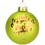 Thumbnail: Deck Yourself Before You Wreck Yourself Christmas Ornament Glass Bulb