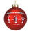 Thumbnail: Wine Opener Holiday Workout Funny Glass Christmas Ornament