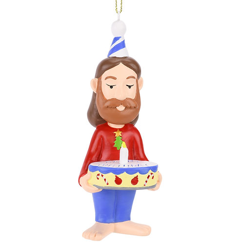 The Birthday Boy™ Christmas Tree Ornament