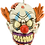 Thumbnail: Creepy Zombie Clown Halloween Ornament