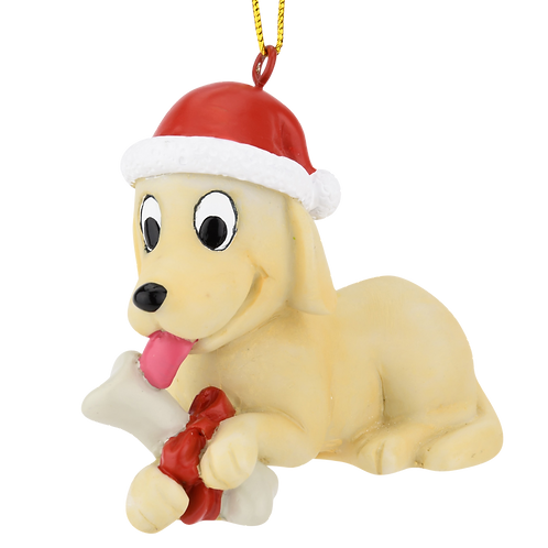Puppy's First Christmas Christmas Ornament - Labrador Retriever