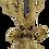 Thumbnail: Scary Tree Halloween Ornament