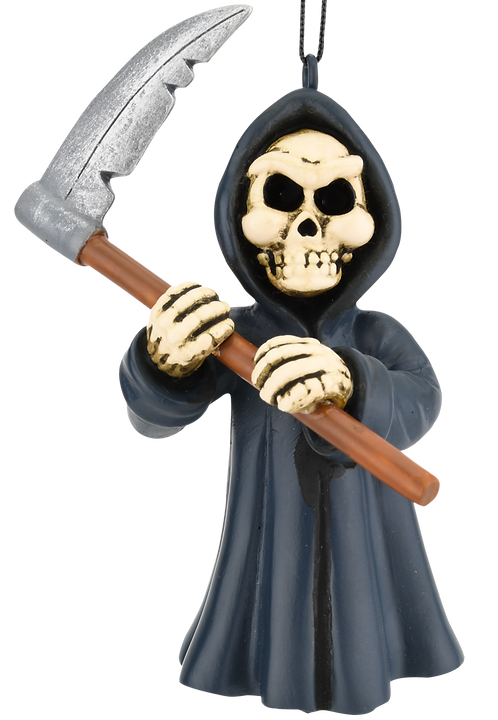 The Grim Reaper Halloween Ornament