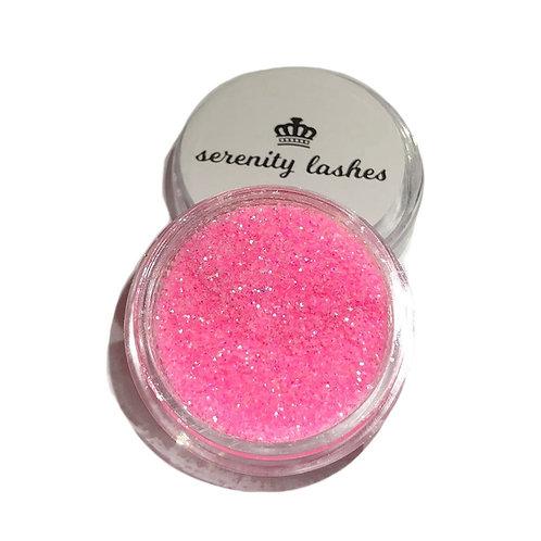 """Bubblegum Pink"" Glitter"
