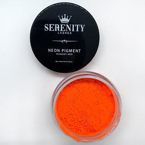 """""""Cosmic Mimosa"""" Neon Pigments"""