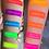"Thumbnail: ""Cosmic Mimosa"" Neon Pigments"