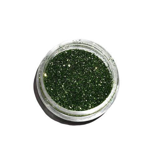 """Holiday Green"" Glitter"