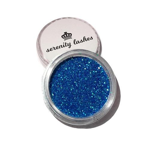 """""""Electric Blue"""" Glitter"""