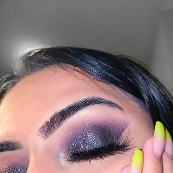 Tiffany | $16 ; Charcoal Glitter | $5