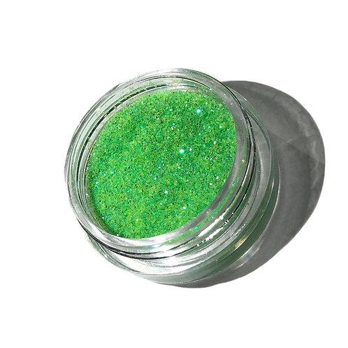 """Lime Green"" Glitter"