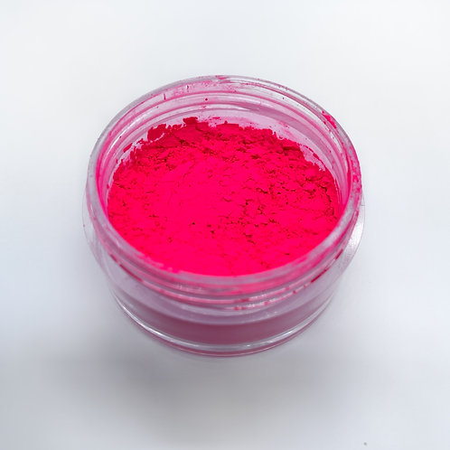 """Blushing Bombshell"" Neon Pigments"
