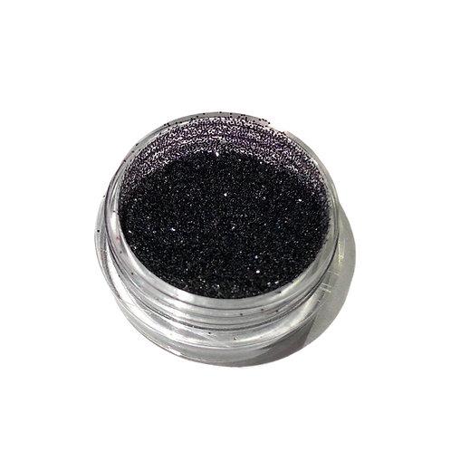 """Black Fairy Dust"" Glitter"