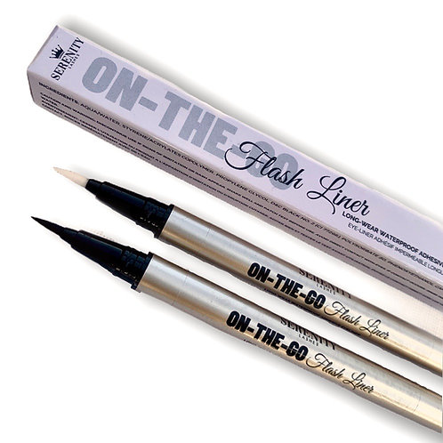 """ON-THE-GO Flash Liner"" Adhesive Eyeliner"