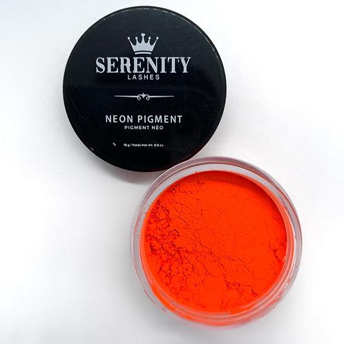 """""""Exotic Bellini"""" Neon Pigments"""