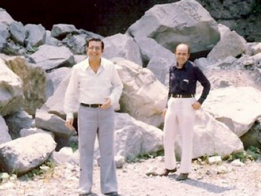 Jacques and Albert Sabbagh, our founders.