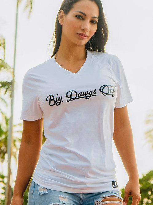 BDO T-Shirt V-Neck Unisex