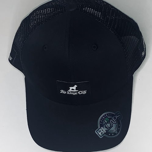 All Black Trucker BDO
