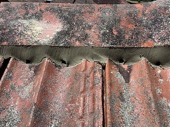 Roof Ridge Weep Holes