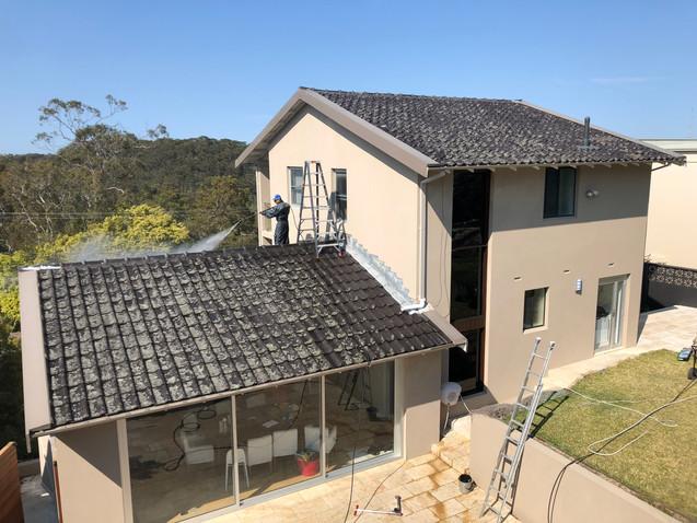 Terracotta Swiss Tiled Roof