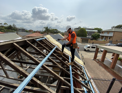 Sydney Roofers Team
