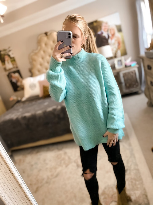 icy sweater