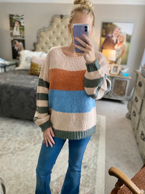 fall feels sweater