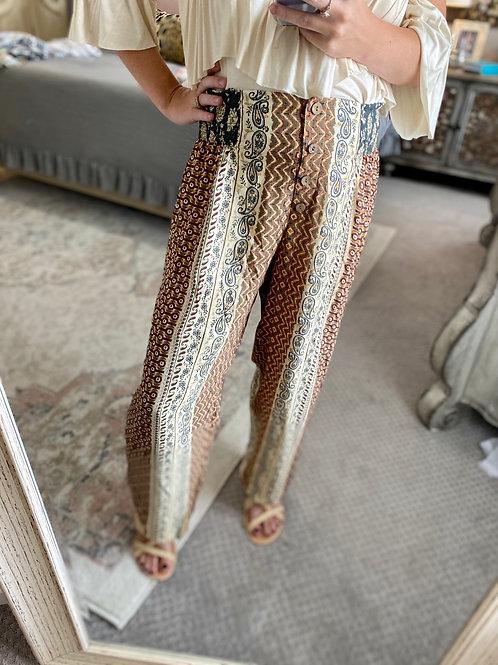boho babe pants