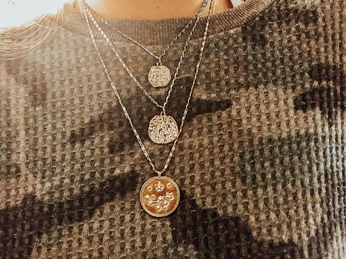 coin ya later necklace