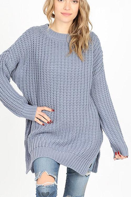 lounge lady sweater