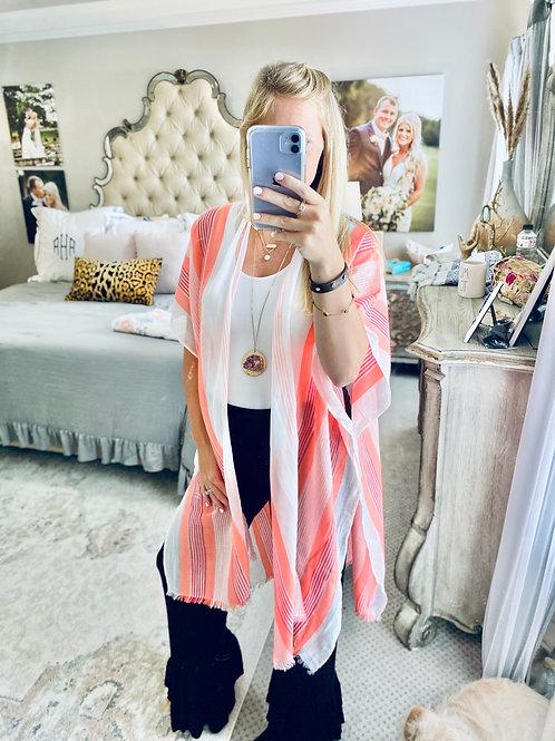 miami girl kimono