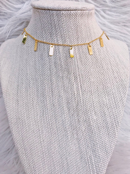 R&R slow & steady necklace