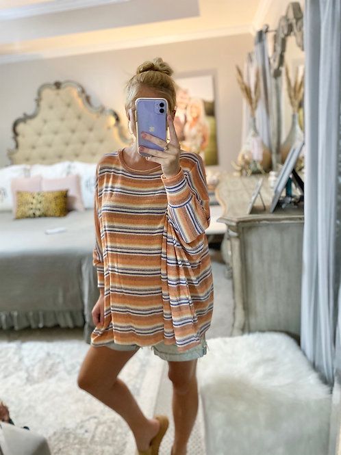 peachy perfect top
