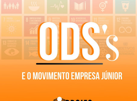 ODS's e o Movimento Empresa Júnior