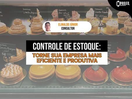 Controle de estoque: Torne sua empresa mais eficiente e produtiva
