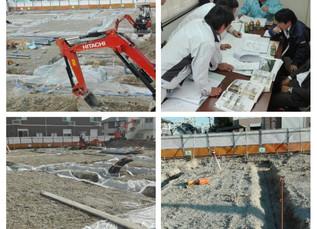 園舎建設工事