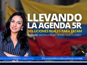 5R ECUADOR CRECE Y SE FORTALECE