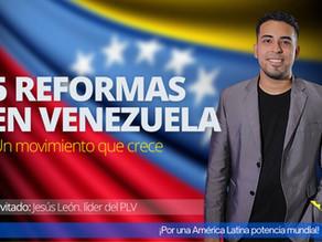 ¡Bienvenido el PARTIDO LIBERTARIO DE VENEZUELA A nuestro FORO LIBERAL DE AMÉRICA LATINA!