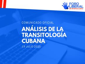 ANÁLISIS DE LA TRANSITOLOGÍA CUBANA