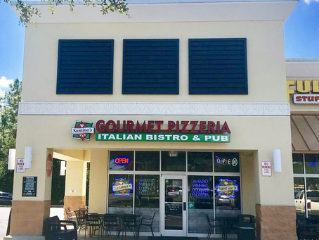 Just Sold! Santino's Gourmet Pizza, Bradenton, FL