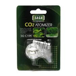 Saga CO2 Atomizer