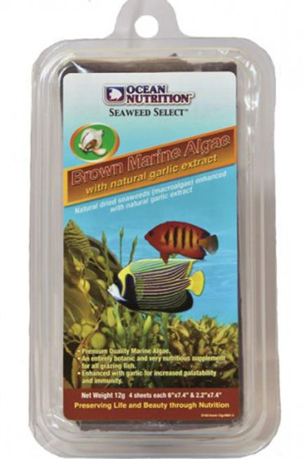 Ocean Nutrition Brown Algae 30g