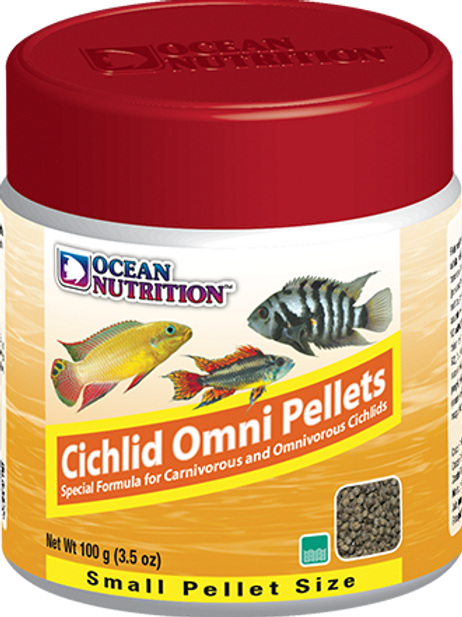 Ocean Nutrition Cichlid Omni Pellet Small 200g