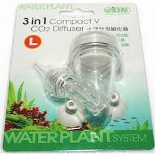 ISTA CO2 Diffuser Compact V Large
