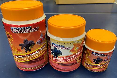 Ocean Nutrition Goldfish Formula Flakes